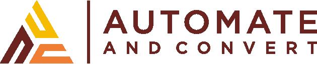 Automate & Convert